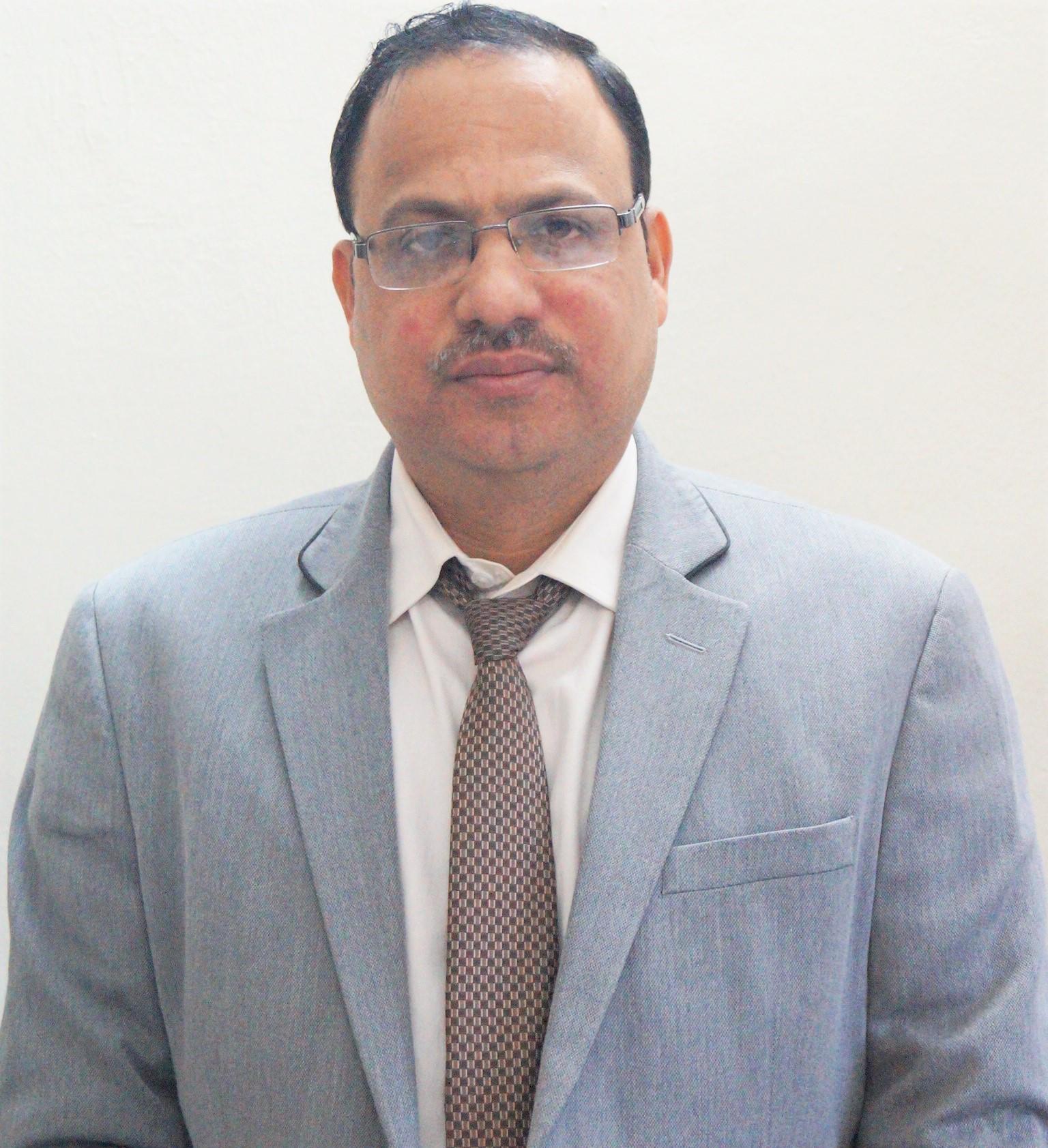 Mr. Ghanshyam Singh Gaur